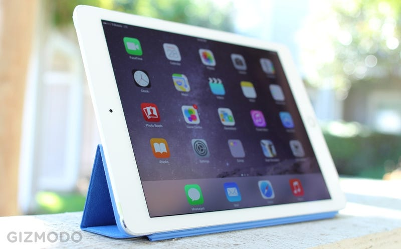 $100 off all iPad Air 2s