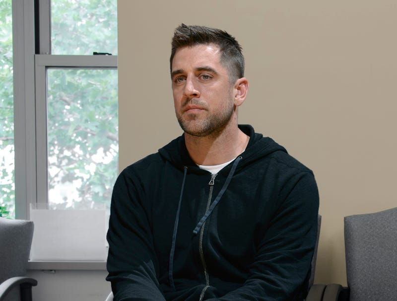 Illustration for article titled Aaron Rodgers Last Player Left In Hospital Waiting Room