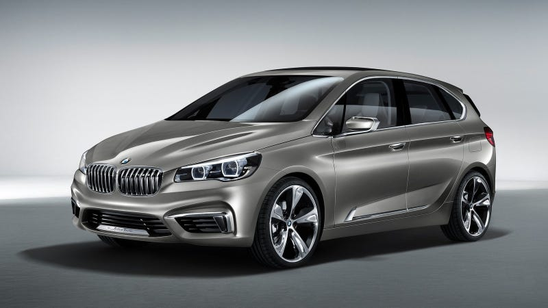 Bmw Plans At Least 5 Front Wheel Drive Models