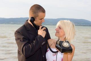 Orgasm control to manipulate male behavior