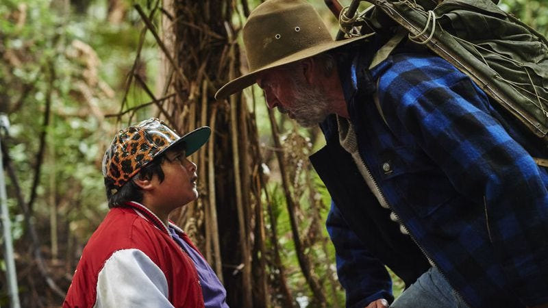 Julian Dennison and Sam Neill in Hunt For The Wilderpeople (Photo: Sundance Institute)