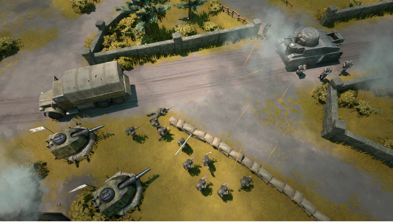 In One Of Steam's Hottest New Games, Wars Can Last For Days