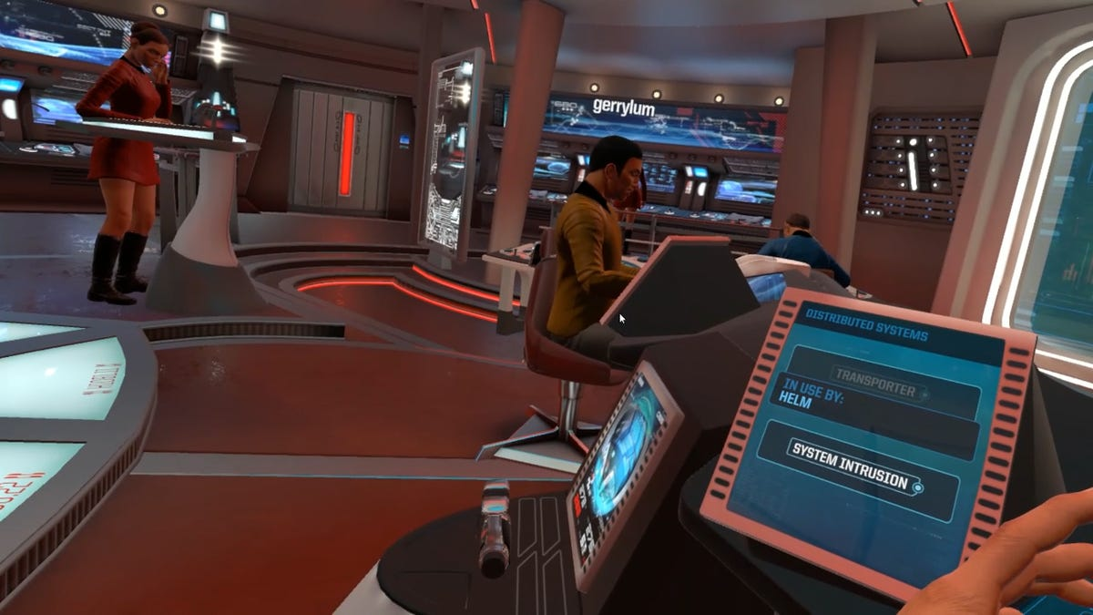 New Star Trek VR Game Really Is Like Manning Your Own