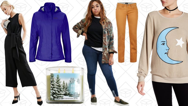 Illustration for article titled Today's Best Lifestyle Deals: Bath & Body Works, ASOS, Marmot, Wildfox, and More