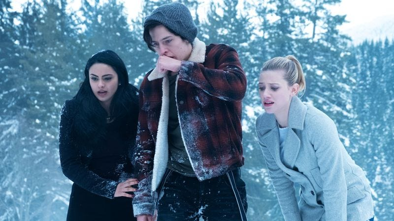 Even when Riverdale ends, the mysteries never do