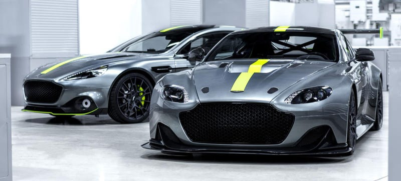 Illustration for article titled Aston Martin Has A New Top Tier Performance Trim For The Fanciest Speed Freaks