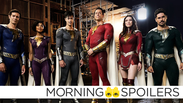 Updates From Shazam: Fury of the Gods, American Horror Story, and More