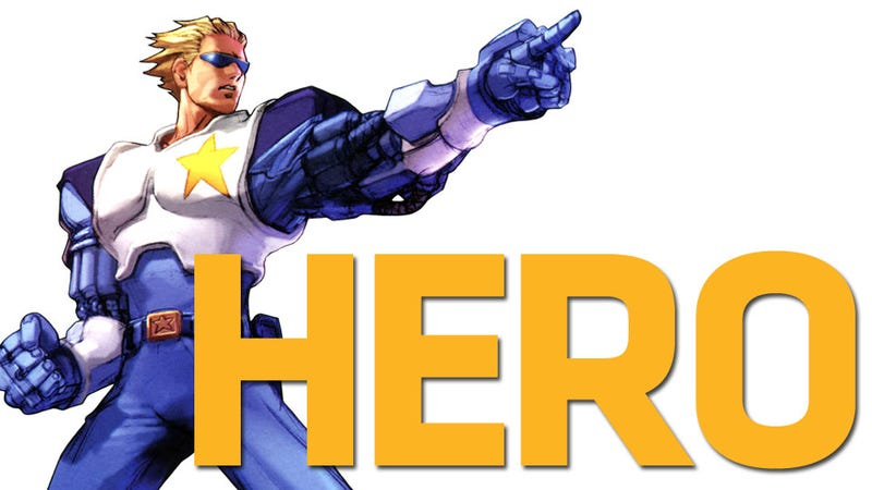 Illustration for article titled Captain Commando, Capcom's Greatest Hero