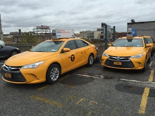 Illustration for article titled 2015 Camry cabs