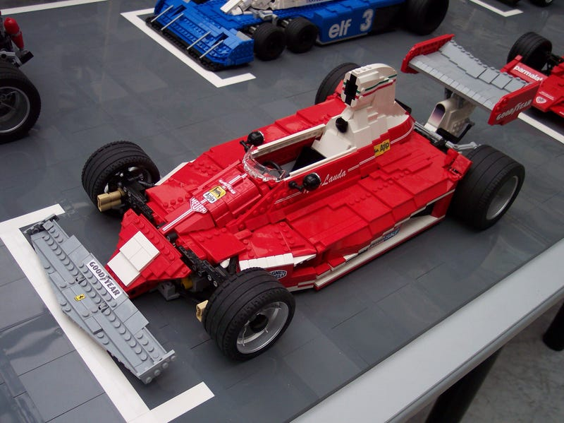 ok these lego f1 cars need to happen. Black Bedroom Furniture Sets. Home Design Ideas