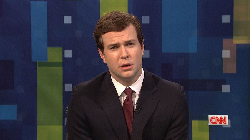 Illustration for article titled Taran Killam tapped to scowl, say racist things as SNL's new Donald Trump
