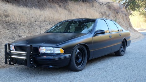 How Icon Built The Ultimate Bad Sleeper Caprice