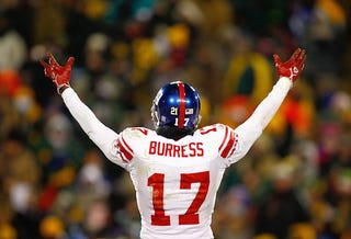 Illustration for article titled Going for Two: Plaxico Burress Sentenced to 24 Months