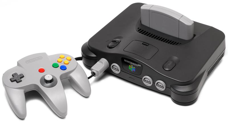 Illustration for article titled 20 juegos imprescindibles para recordar a la mítica Nintendo 64 en su 20 aniversario