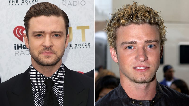 Why (and How) Did Justin Timberlake Turn His Back On His Curly Haired Roots?