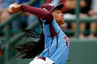 Illustration for article titled Mo'ne Davis Pitches Tonight. This Is Why You Need To Watch.