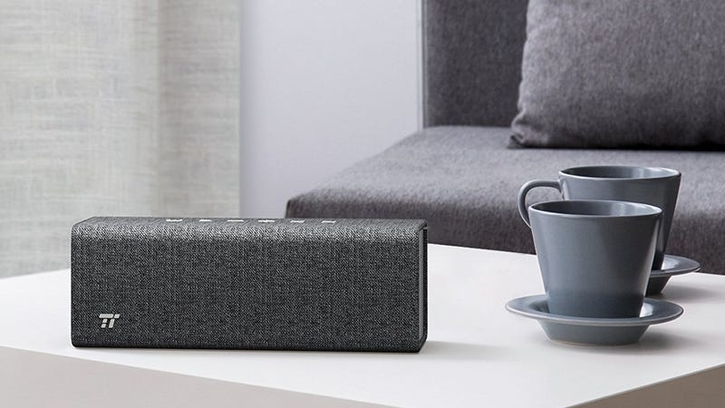 TaoTronics 24 Hour Bluetooth Speaker, $27 with code 6UZY7LG7