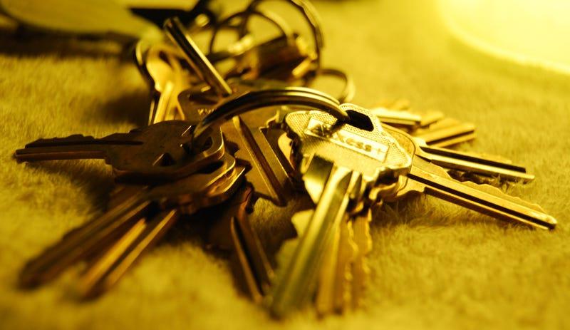 Cómo encontrar rápidamente esas llaves que siempre se pierden, según la ciencia