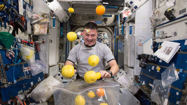 Exposure to Outer Space May Accelerate Aging, New Evidence Suggests