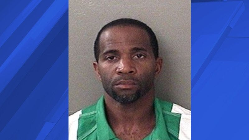 Ex-convict arrested in death of 12-year-old Florida girl