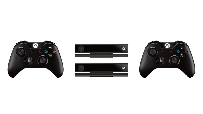 Illustration for article titled Microsoft: Xbox One and Kinect Will Definitely Not Be Sold Separately