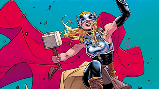 Illustration for article titled Thor Battles Thor In An All-Out Thor-War In This Week's Comics