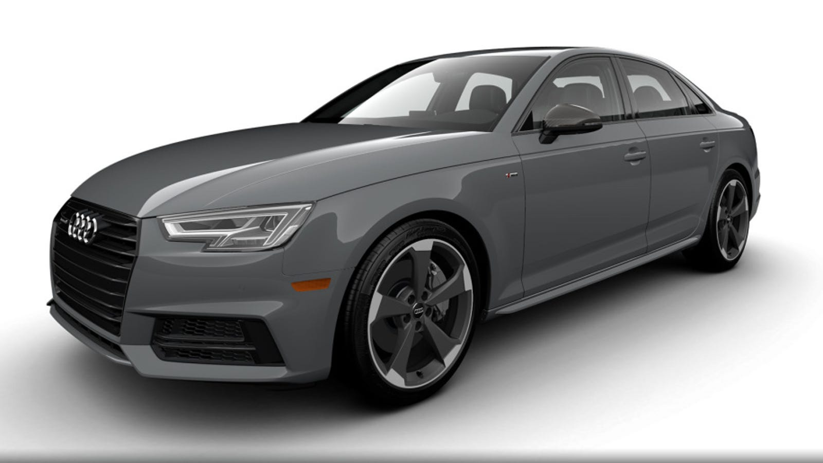 The 2018 Audi A4 Ultra Sport Is How Audi Says Goodbye to ...