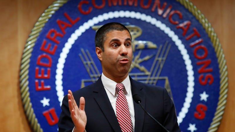 FCC chair Ajit Pai.