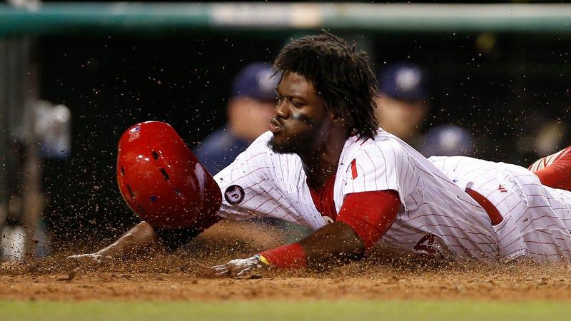 Photo: Rich Schultz/Getty Images