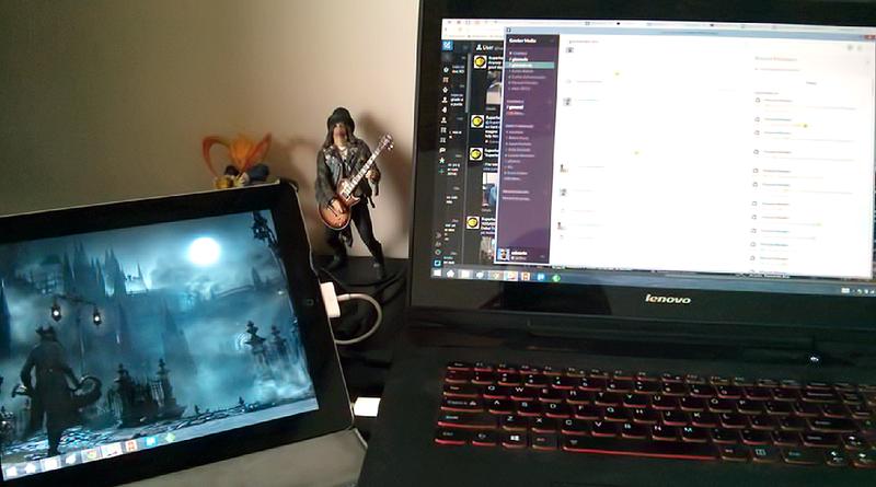 Illustration for article titled Si usas Windows, esta es la mejor forma de convertir un iPad en monitor