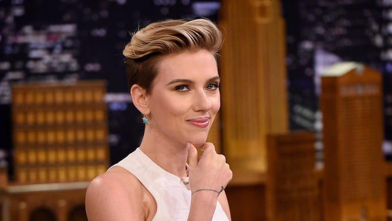 Illustration for article titled Scarlett Johansson Thinks It's 'Obnoxious' for Her to Complain About Equal Pay