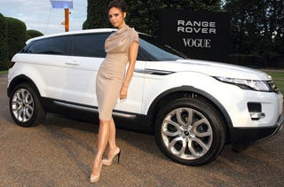 Illustration for article titled Victoria Beckham Is Now A Car Designer