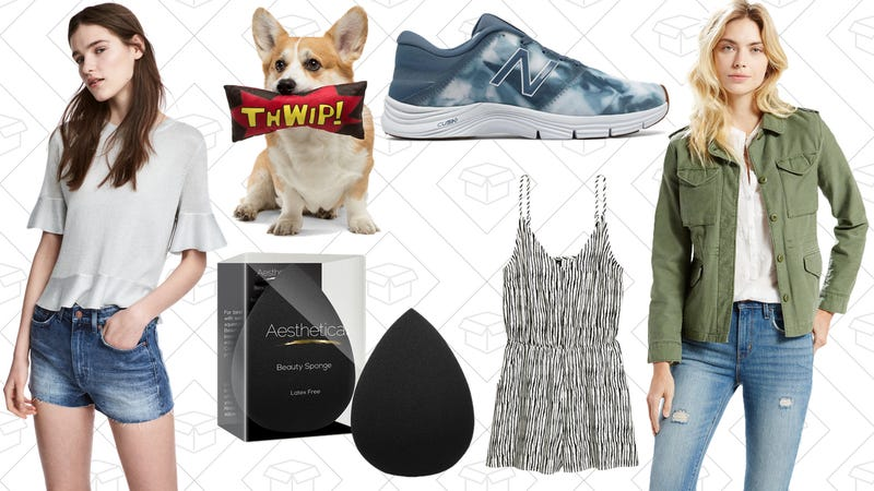 Illustration for article titled Today's Best Lifestyle Deals: Levi's, New Balance, Beauty Sponges, H&M, and More