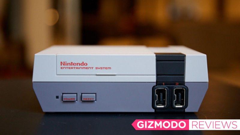 Illustration for article titled La nueva NES Classic Edition es todo lo que queríamos que fuese