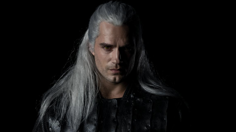Illustration for article titled Por favor, Netflix: dime que este no es el aspecto final de Geralt en la serie The Witcher