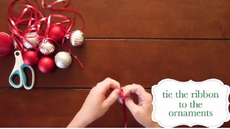 decorating is a fun holiday tradition and when you can combine it with a super easy diy project its even better this video from gobankingrates walks you - When Do You Decorate For Christmas