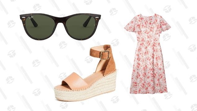 Three Steals to Kick off Amazon s Big Style Sale Starting Today