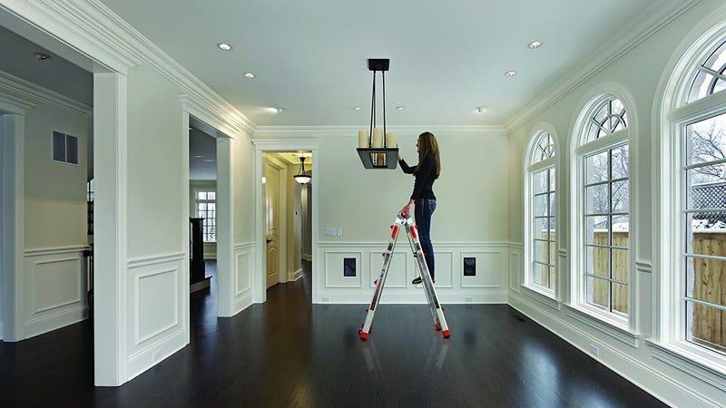 Little Giant 17-Foot Velocity Multi-Use Ladder | $162 | AmazonLittle Giant 22-Foot Velocity Multi-Use Ladder | $171 | Amazon