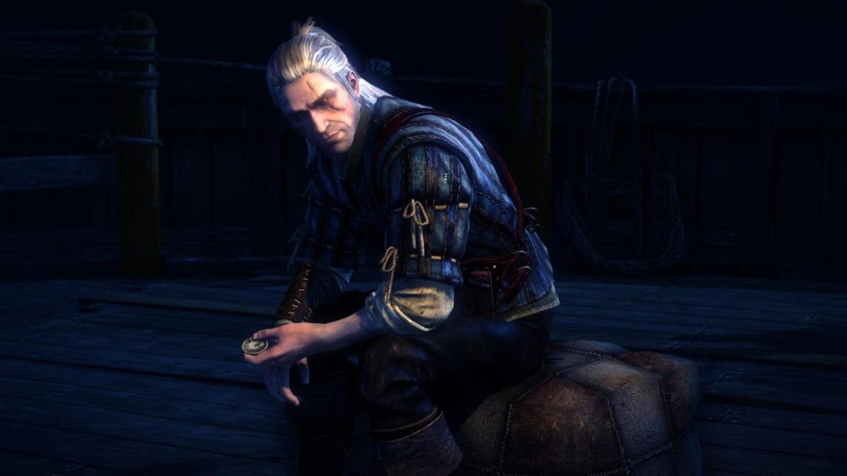The Witcher 2 Kicks Reviewer Ass No Matter What Platform it