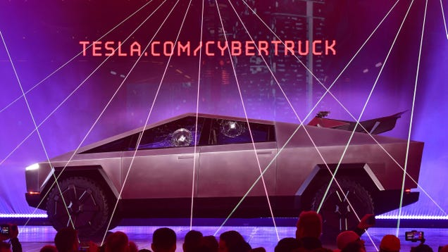 An Unsurprising But Sad Update for Tesla Cybertruck Fans: Production Has Been Pushed to 2022
