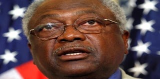 Rep. James Clyburn (D-S.C.) is a member of the super committee. (Getty)