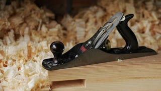 Illustration for article titled Tool School: The Elegant and Sturdy Hand Plane
