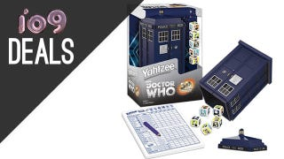 Illustration for article titled Yahtzee TARDIS, Telltale's Game of Thrones, James Bond, More Deals