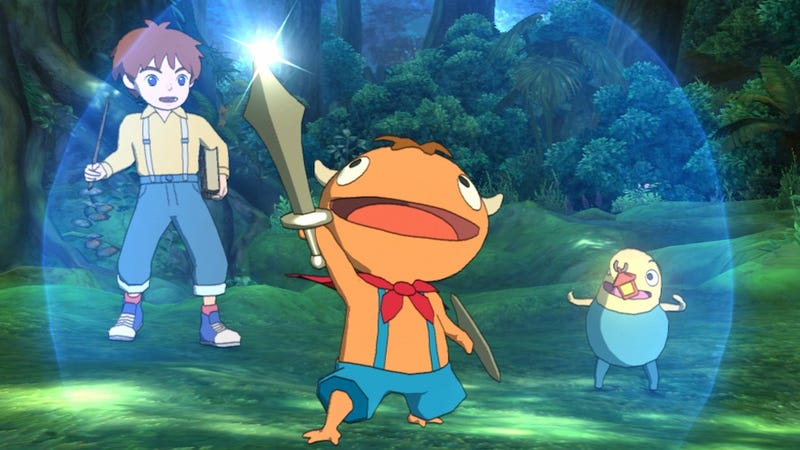 Illustration for article titled The Curious Case Of Ni no Kuni's Unpleasant Battle Music