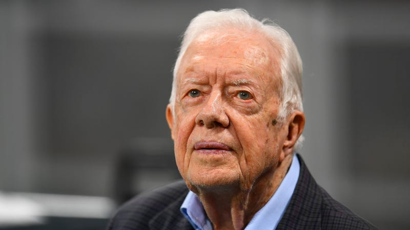 Illustration for article titled Jimmy Carter Concerned Desire For Fresh Faces In Democratic Party May Hurt His Chances In 2020