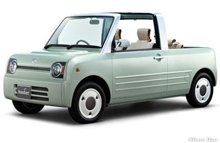 Illustration for article titled 2009 Tokyo Motor Show Daihatsu Concepts