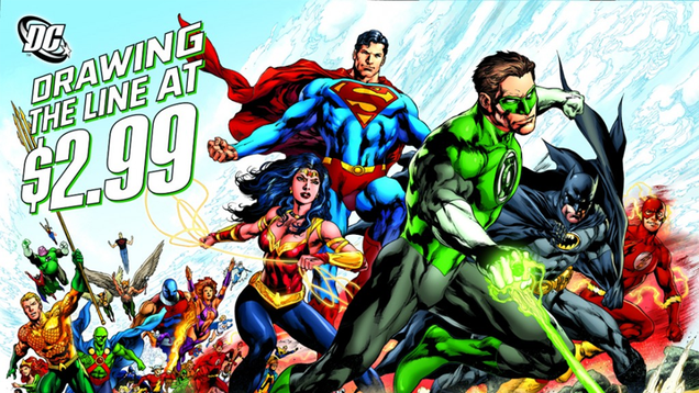 dc and marvel both shake up their digital comics plans