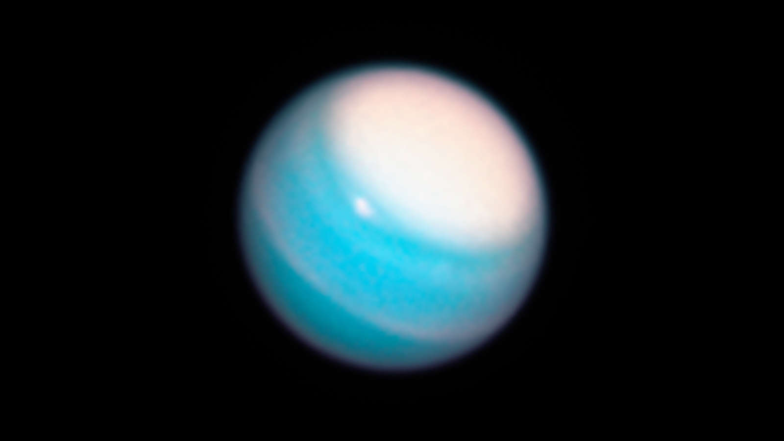 Whoa, Uranus Looks Totally Messed Up Right Now