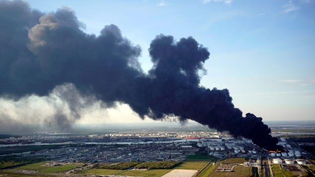 This Week s Giant Toxic Gas Cloud Over Houston Was a Symptom of a Much Bigger Problem