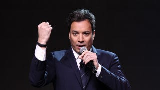 Illustration for article titled Jimmy Fallon Sued Over Female Gender Bias